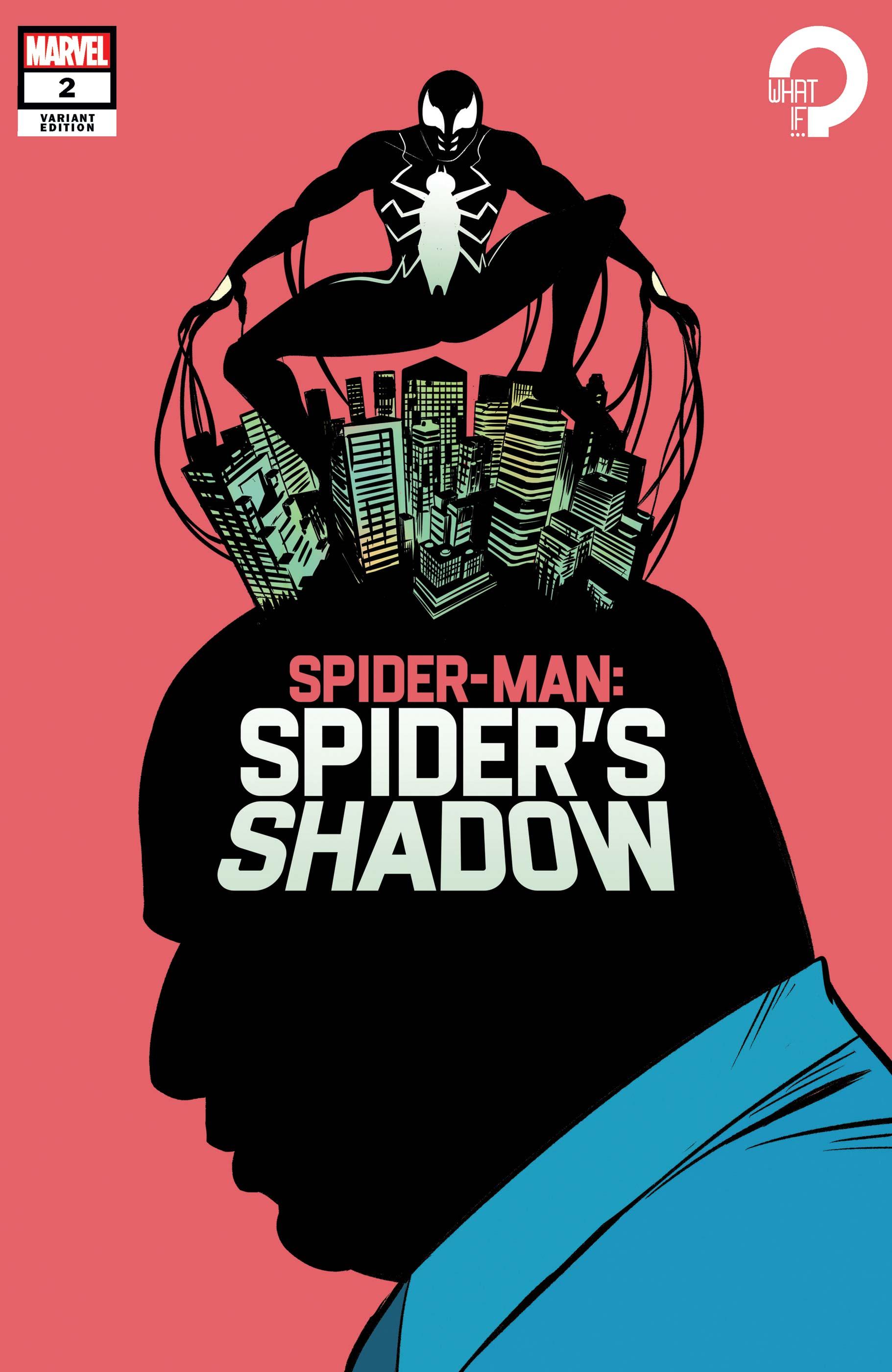 Spider-Man: Spider's Shadow (2021) #2 (Variant)