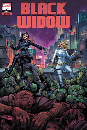 Black Widow (2020) #7 (Variant)