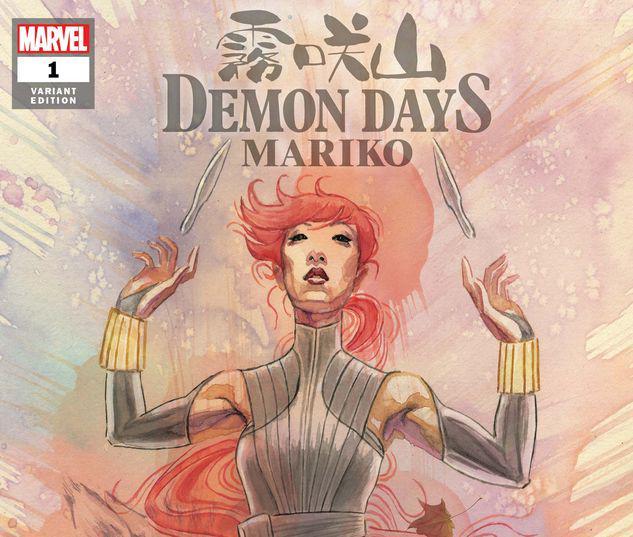DEMON DAYS: MARIKO 1 MACK VARIANT #1