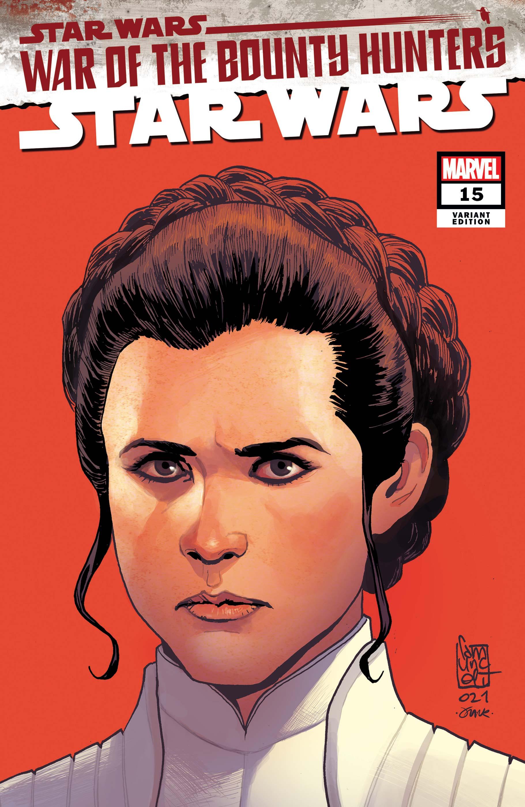Star Wars (2020) #15 (Variant)