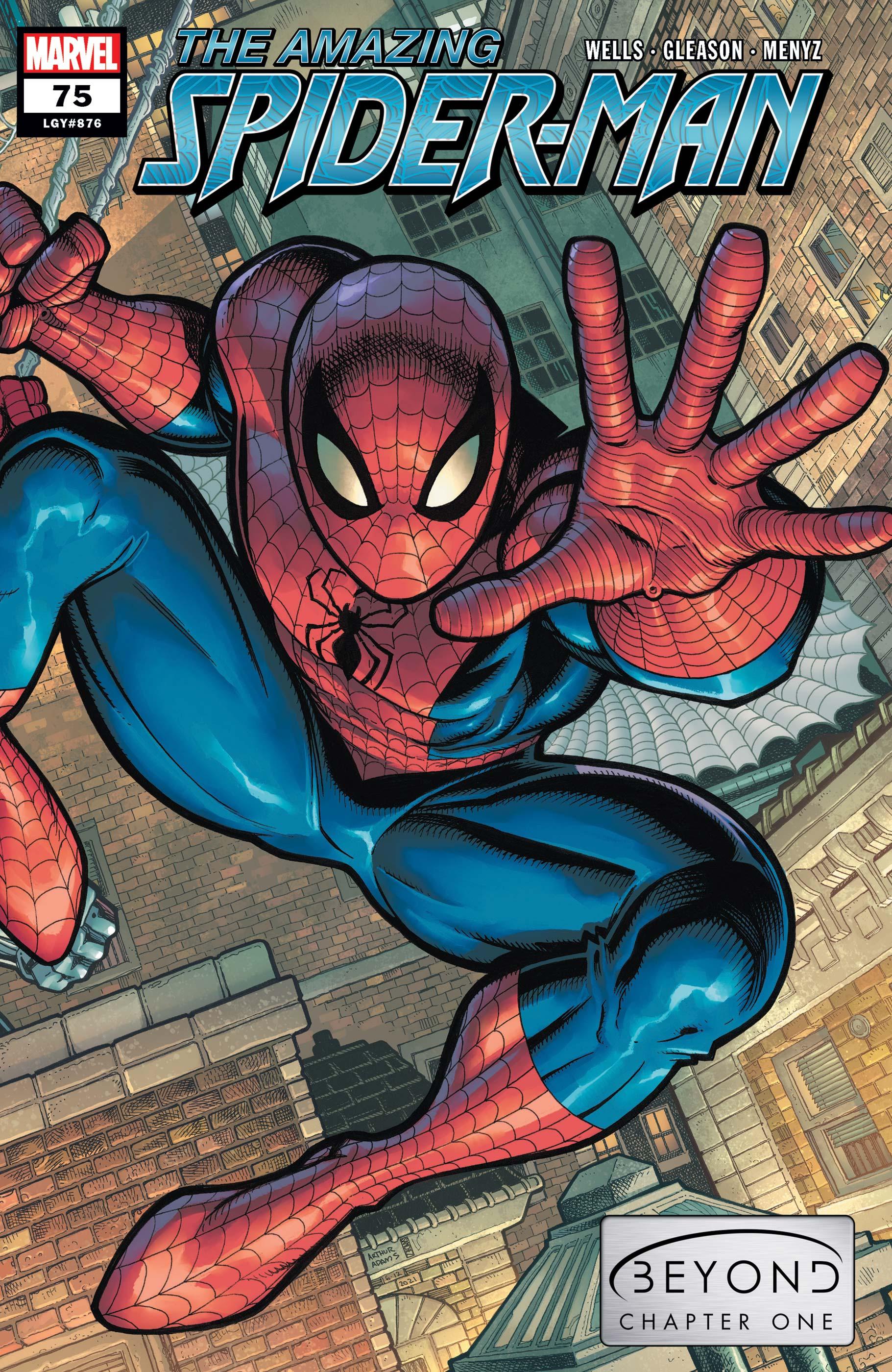 The Amazing Spider-Man (2018) #75