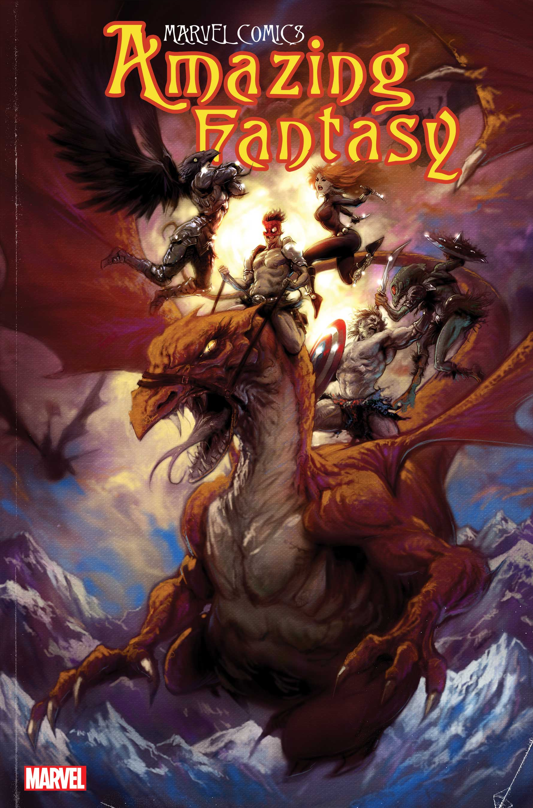 Amazing Fantasy (2021) #5