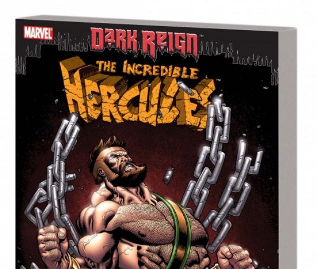 INCREDIBLE HERCULES: DARK REIGN TPB