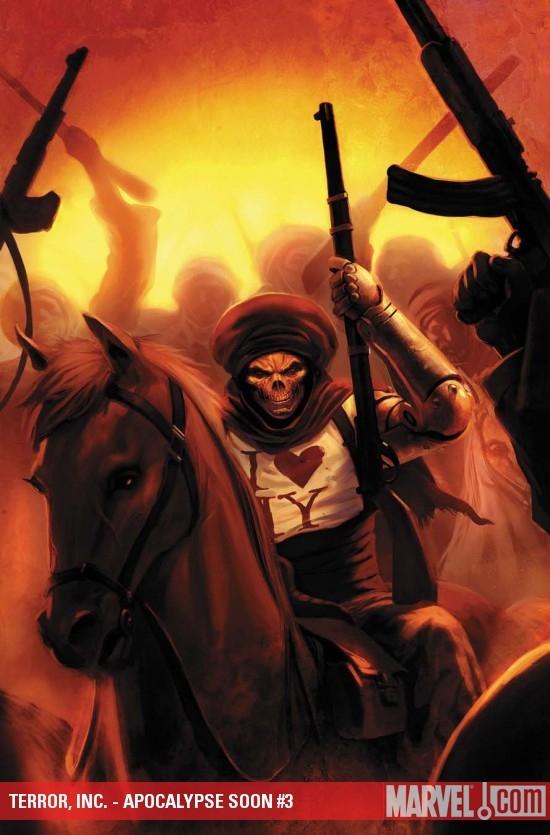 Terror, Inc. - Apocalypse Soon (2009) #3