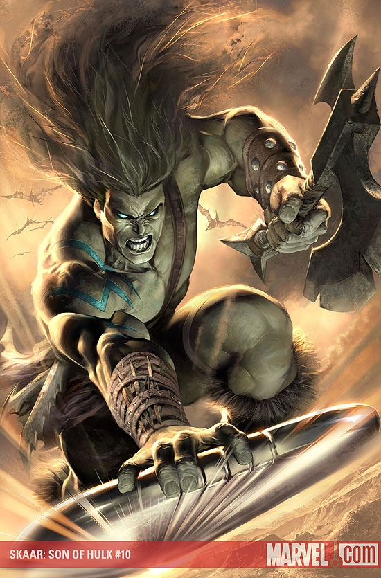 Son of Hulk (2008) #10