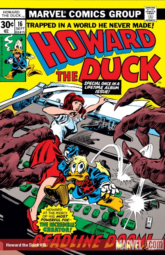 Howard the Duck (1976) #16
