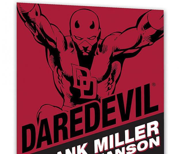 DAREDEVIL BY FRANK MILLER & KLAUS JANSON VOL. 1 #1