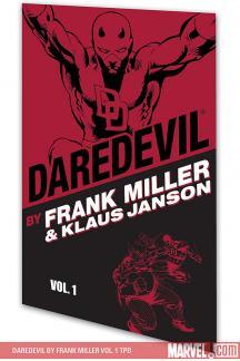 Daredevil by Frank Miller & Klaus Janson Vol. 1 (Trade Paperback)