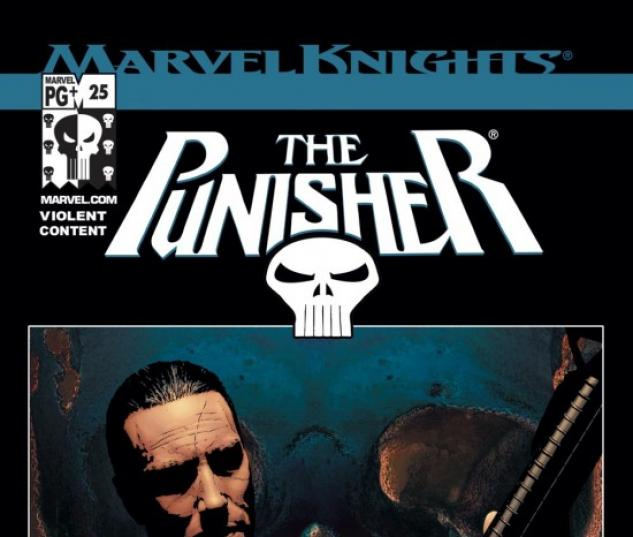 PUNISHER #25