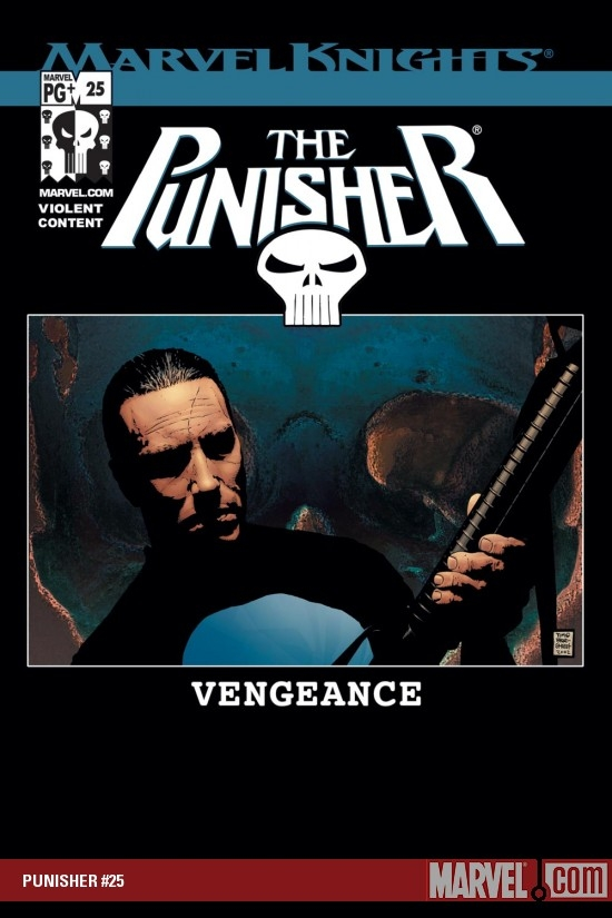 Punisher (2001) #25