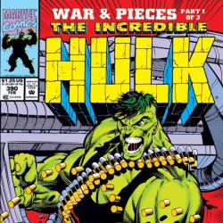 INCREDIBLE HULK #390