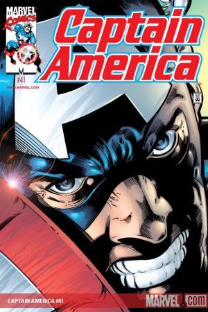 Captain America (1998) #41