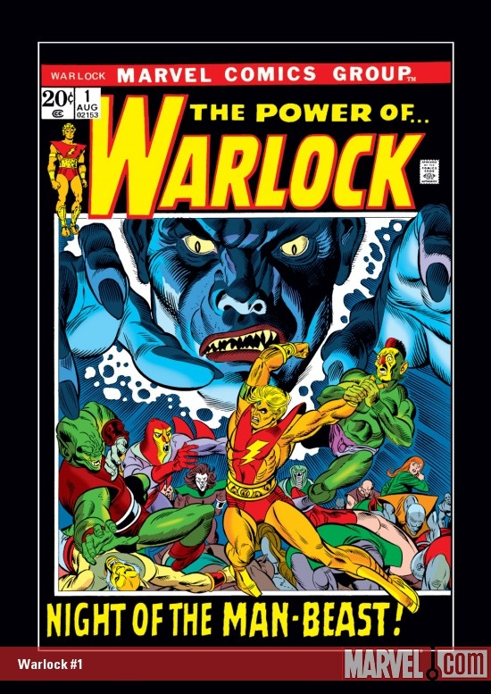 Warlock (1972) #1