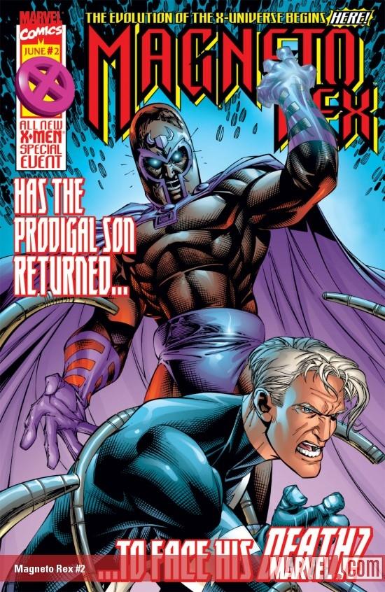Magneto Rex (1999) #2