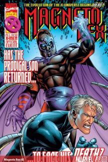 Magneto Rex #2