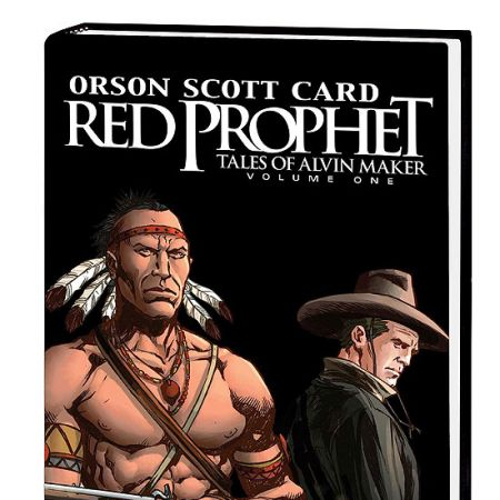 Red Prophet: The Tales of Alvin Maker Vol. 1 (Book Market (Hardcover)