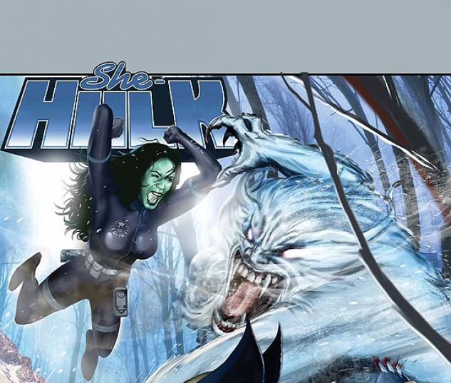 SHE-HULK (2008) #16 COVER
