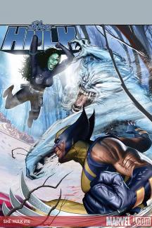 She-Hulk (2005) #16