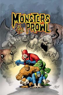 Marvel Monsters #4