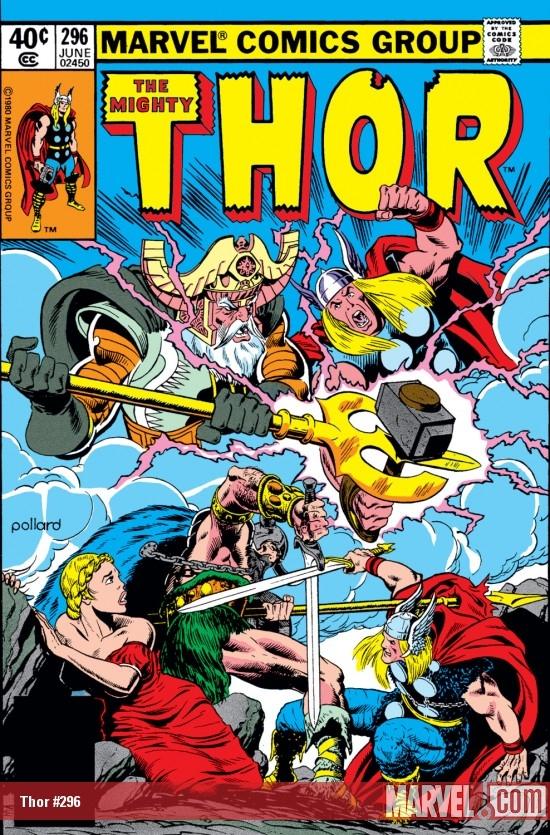 Thor (1966) #296