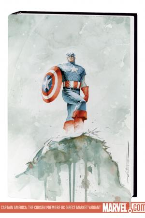 Captain America: The Chosen (DM (Hardcover)