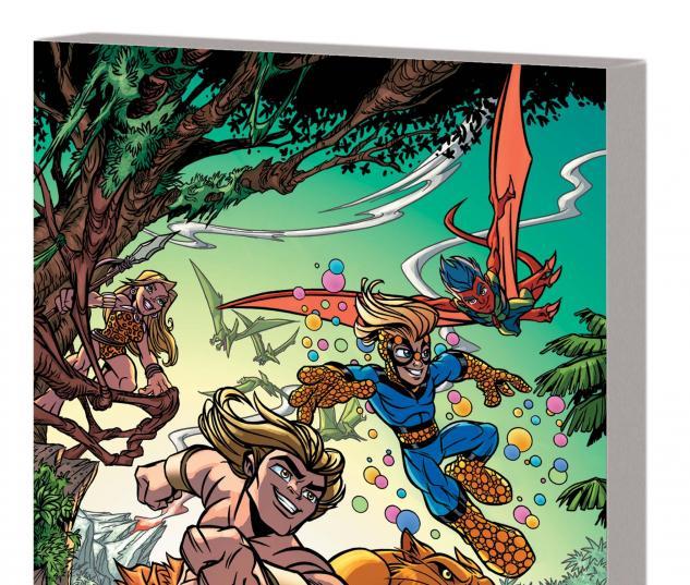 Super Hero Squad: Super Hero Safari GN-TPB