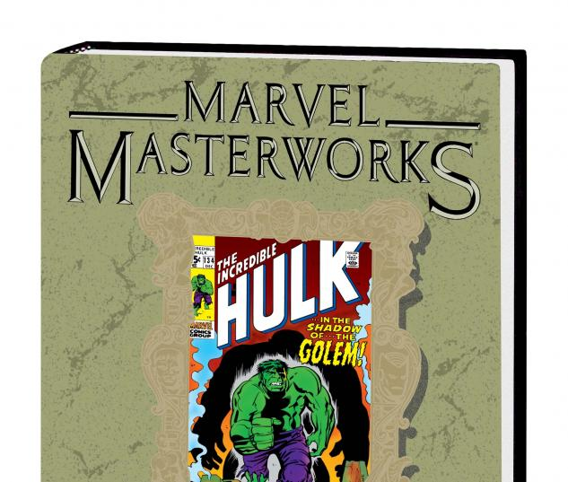 Marvel Masterworks: The Incredible Hulk (2011) #1
