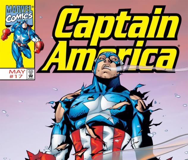 Captain America (1998) #17