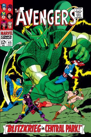 Avengers (1963) #45