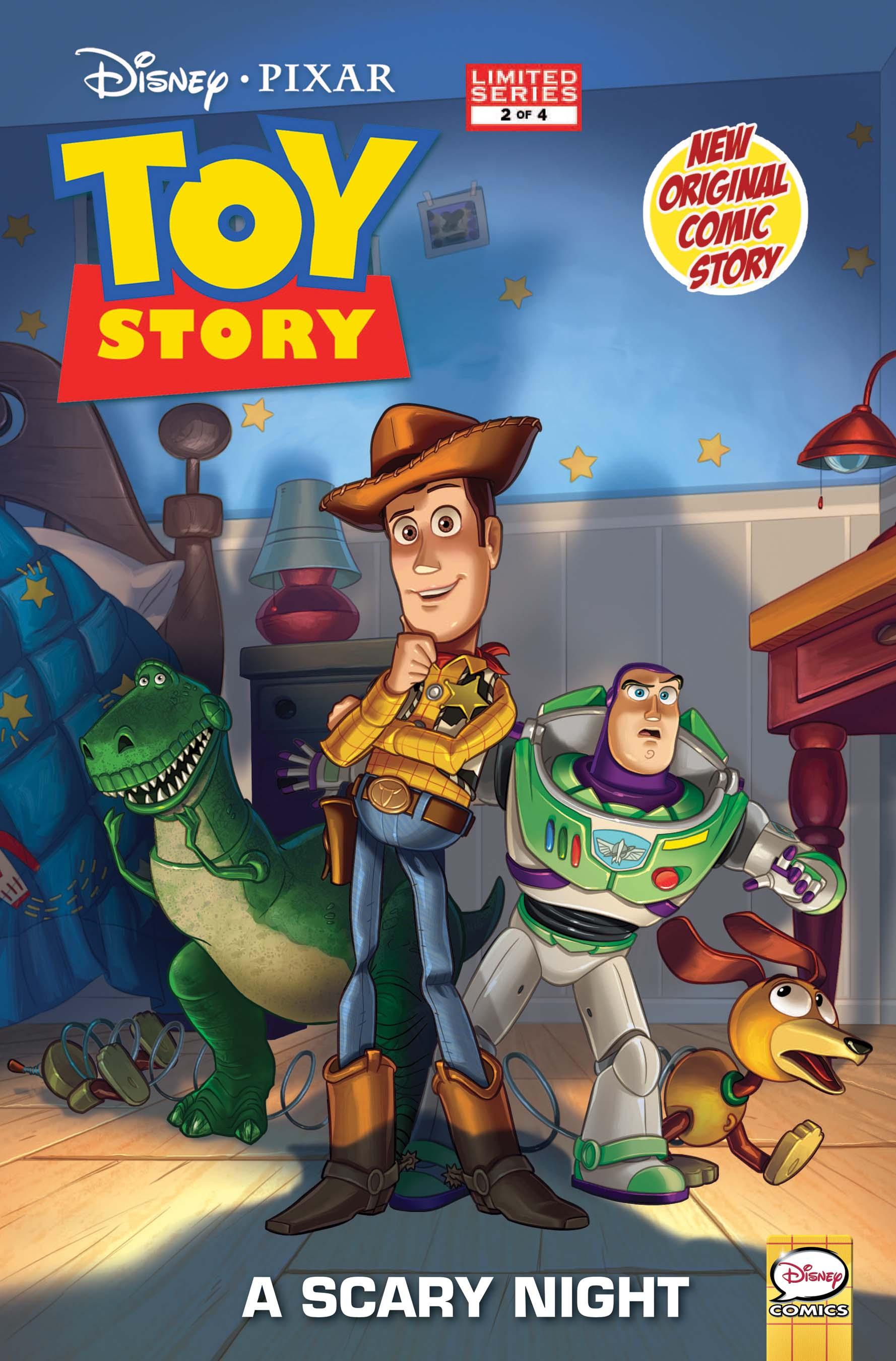 Disney/Pixar Presents: Toy Story (2011) #2