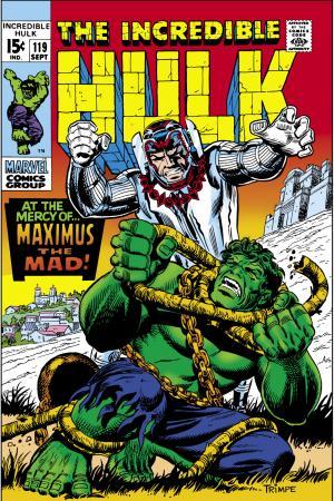 Incredible Hulk (1962) #119