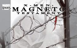X-Men: Magneto Testament (2008) #2