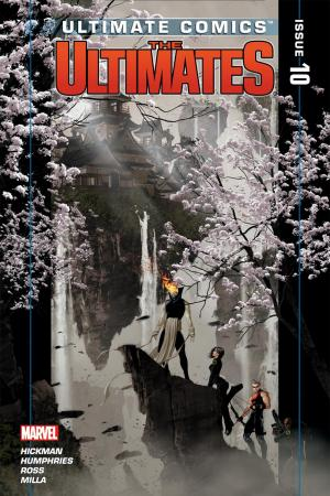 Ultimate Comics Ultimates #10