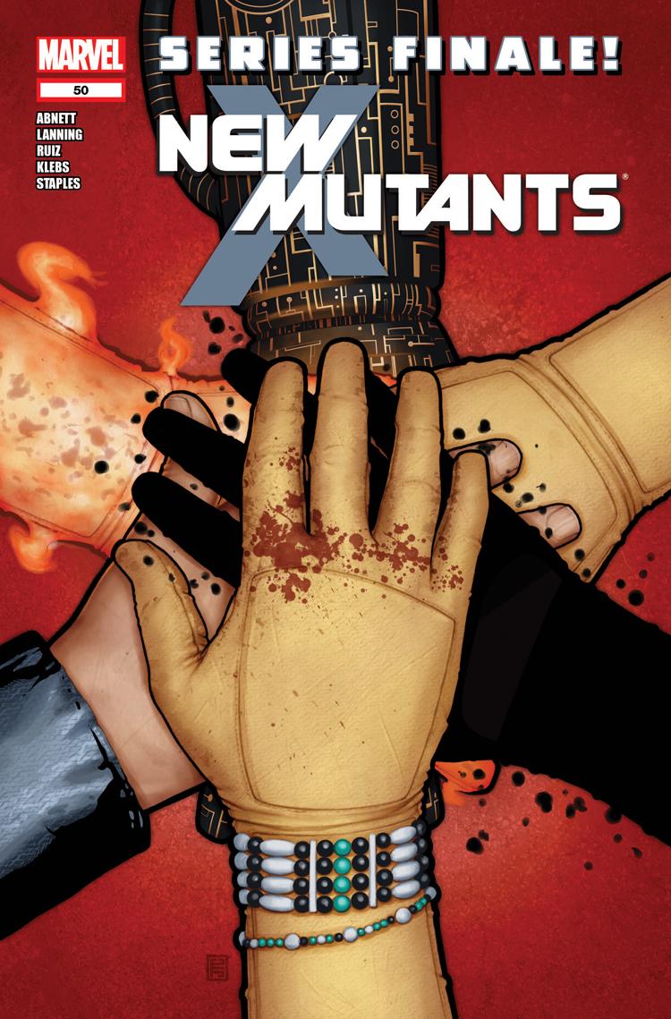 New Mutants (2009) #50