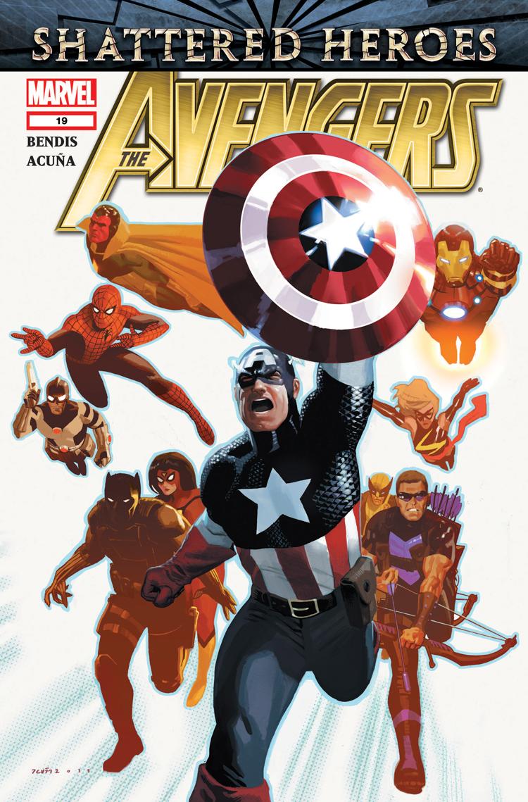 Avengers (2010) #19