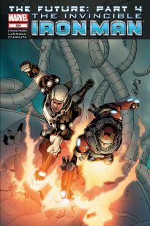 Invincible Iron Man #524