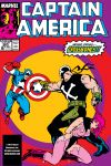 Captain America (1968) #363 Cover