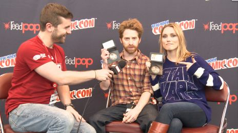 NYCC 2013: Seth Green, Clare Grant Interview