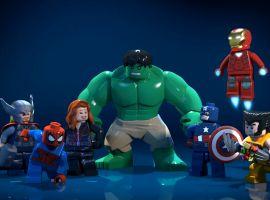 Your favorite heroes unite in LEGO Marvel Super Heroes: Maximum Overload