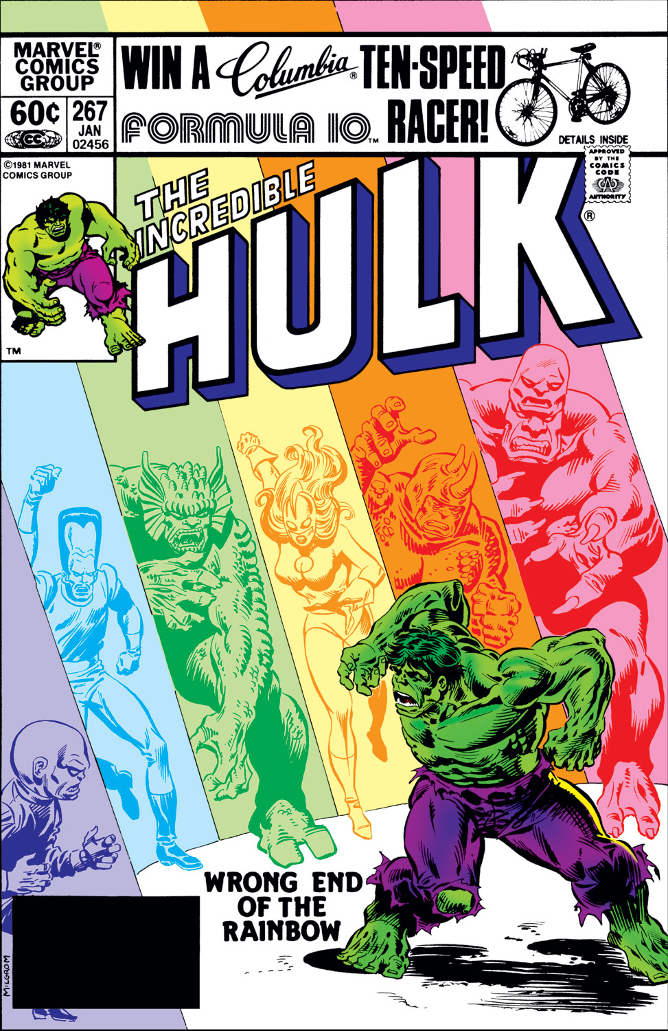Incredible Hulk (1962) #267