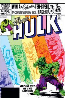Incredible Hulk (1962) #267