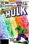 Incredible Hulk (1962) #267 Cover