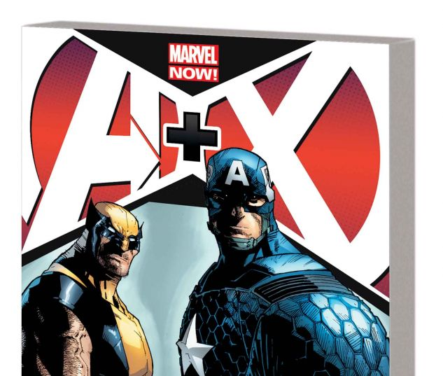 A+X VOL. 2: = AMAZING TPB (MARVEL NOW)