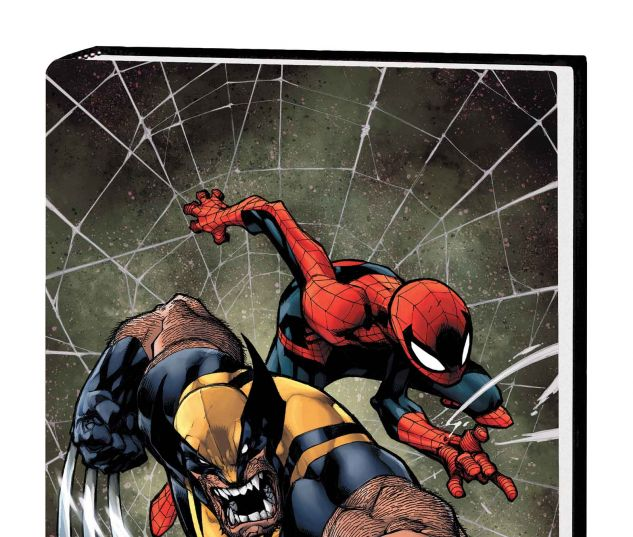 SPIDER-MAN/WOLVERINE BY ZEB WELLS & JOE MADUREIRA HC