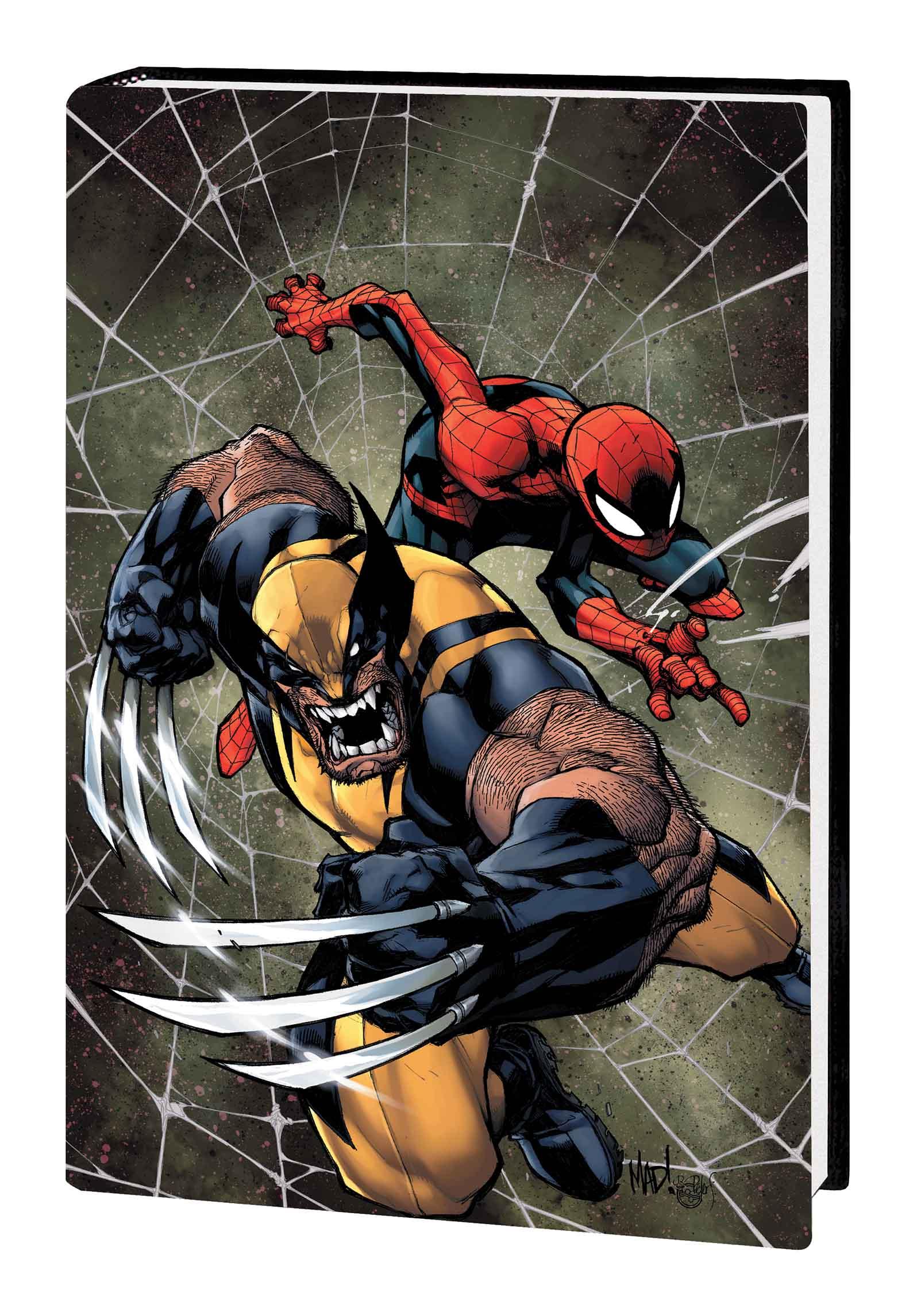 SPIDER-MAN/WOLVERINE BY ZEB WELLS & JOE MADUREIRA HC (Hardcover)