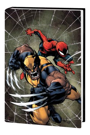 SPIDER-MAN/WOLVERINE BY ZEB WELLS & JOE MADUREIRA HC (Hardcover)