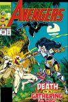 Avengers (1963) #356 Cover