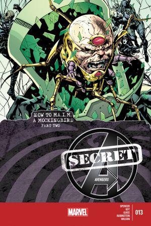 Secret Avengers #13