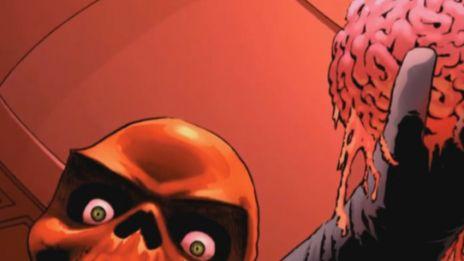 Marvel AR: Uncanny Avengers #2 Cover Recap