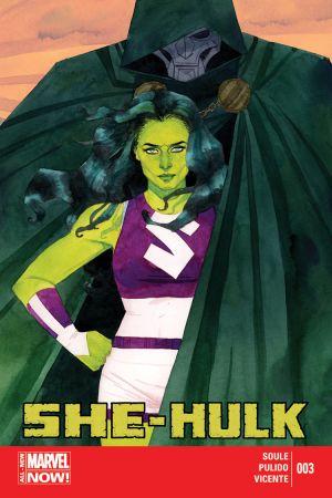 She-Hulk (2014) #3